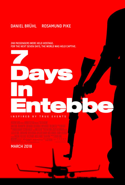 7 Days in Entebbe Photos + Posters