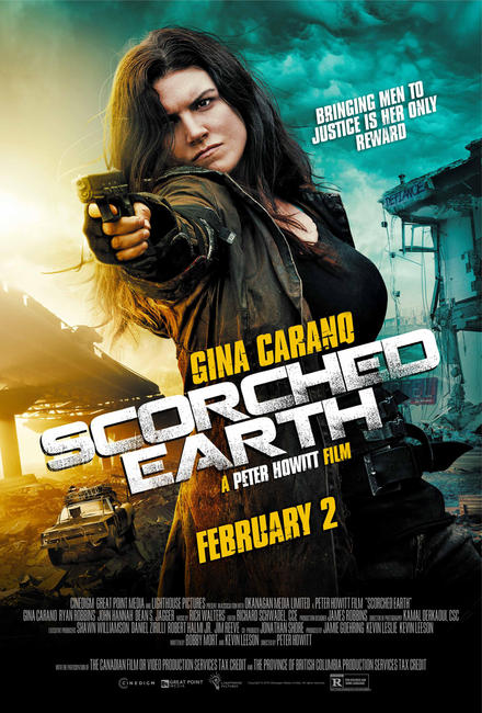 Scorched Earth Photos + Posters