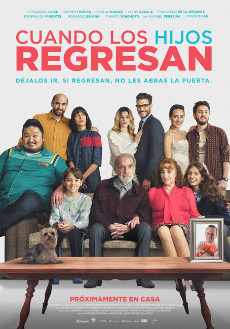Cuando los Hijos Regresan - The Kids Are Back Photos + Posters