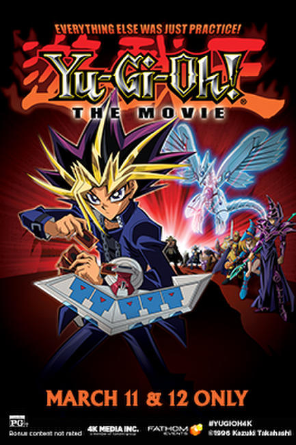 Yu-Gi-Oh! The Movie Photos + Posters