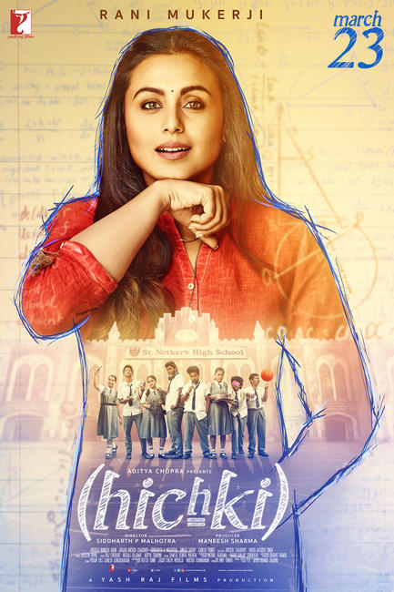Hichki Photos + Posters