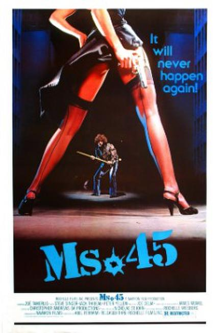 MS. 45/SUDDEN IMPACT Photos + Posters