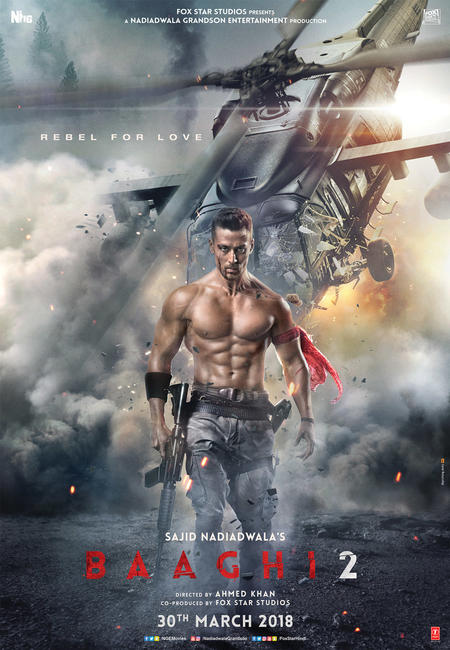 Baaghi 2 Photos + Posters