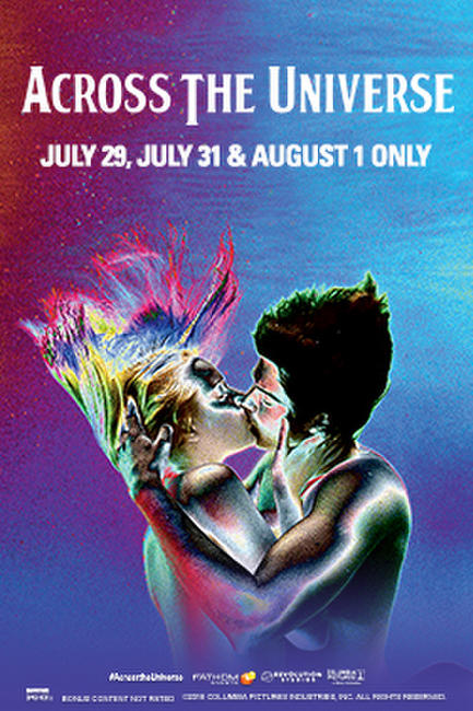 Across the Universe (2007) Event Photos + Posters