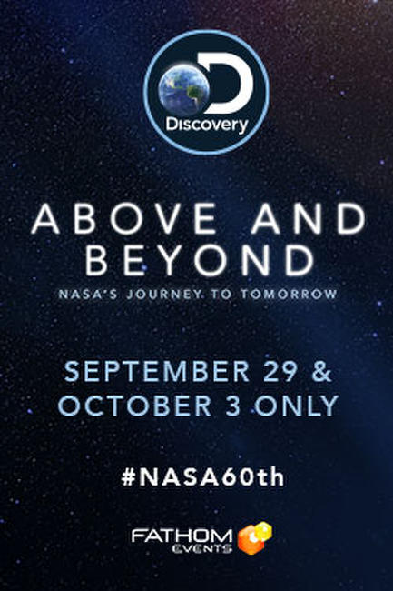 Above and Beyond: NASA's Journey to Tomorrow Photos + Posters