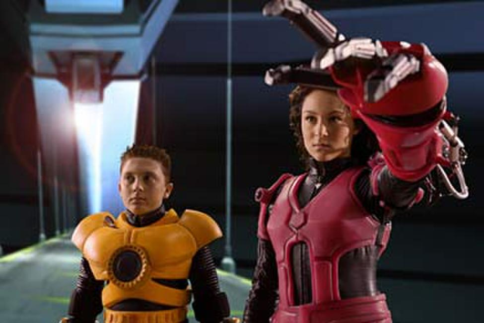 Spy Kids 3-D: Game Over - DLP (Digital Projection) Photos + Posters