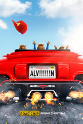 Alvin and the Chipmunks: The Road Chip showtimes and tickets