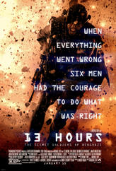 13 Hours: The Secret Soldiers of Benghazi showtimes and tickets