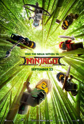 The Lego Ninjago Movie showtimes and tickets