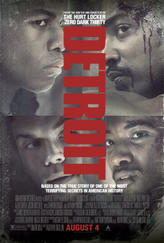 Detroit (2017) showtimes and tickets
