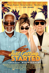 Just Getting Started showtimes and tickets