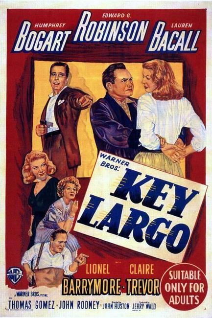 Key Largo / Murder My Sweet Photos + Posters