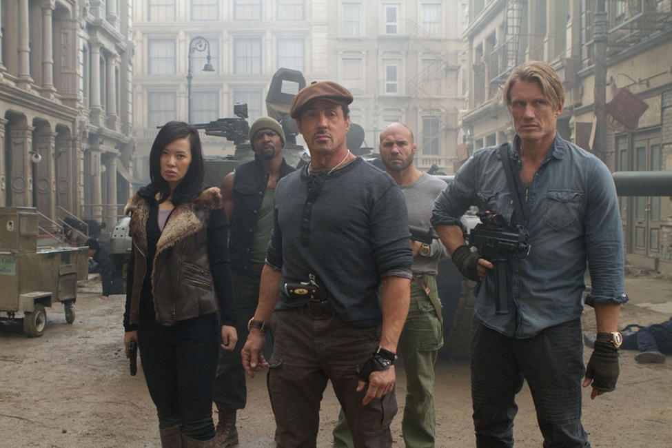 The Expendables 2 Photos + Posters