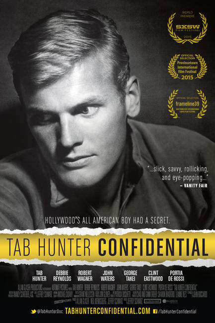 LIFF: Tab Hunter Confidential Photos + Posters