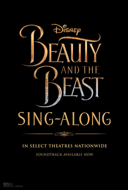 Beauty and the Beast Sing-Along Photos + Posters