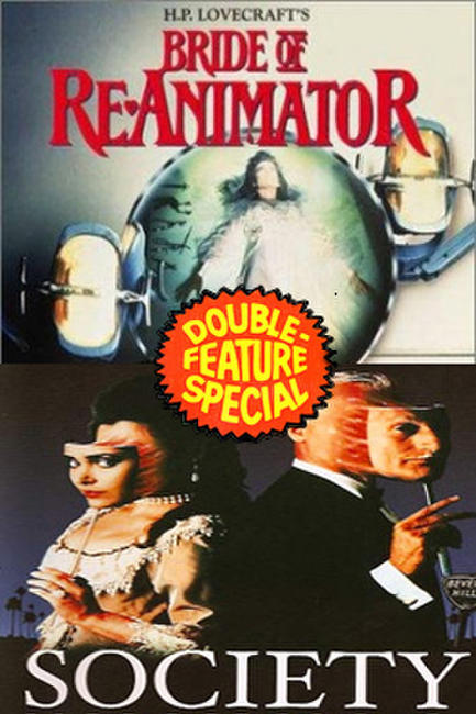 Bride of Re-Animator & Society Photos + Posters