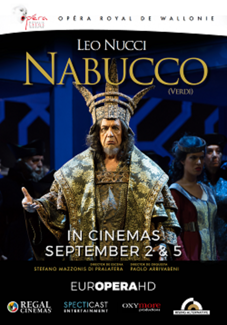 EurOpera HD: Nabucco - Opéra Royale de Wallonie Photos + Posters
