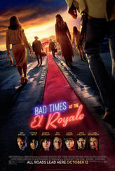 Bad Times at the El Royale showtimes and tickets