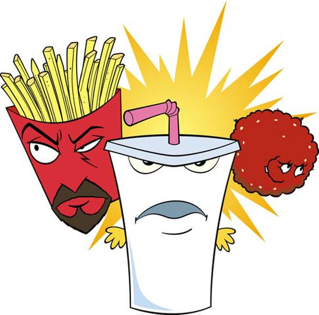 Aqua Teen Hunger Force Colon Movie Film for Theaters Photos + Posters