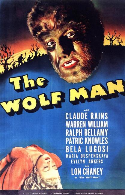 The Wolf Man / Gaily Gaily Photos + Posters