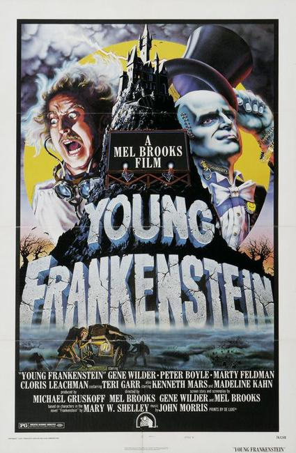 Young Frankenstein / The Man with Two Brains Photos + Posters