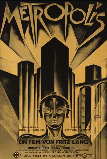 Metropolis / Dark City Photos + Posters