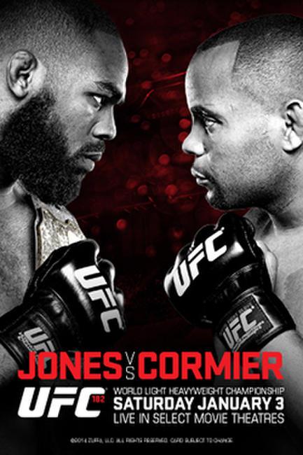 UFC 182: Jones vs. Cormier Photos + Posters