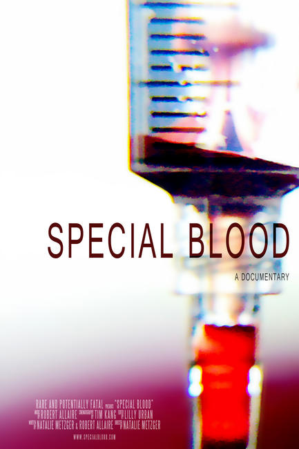 Special Blood Photos + Posters