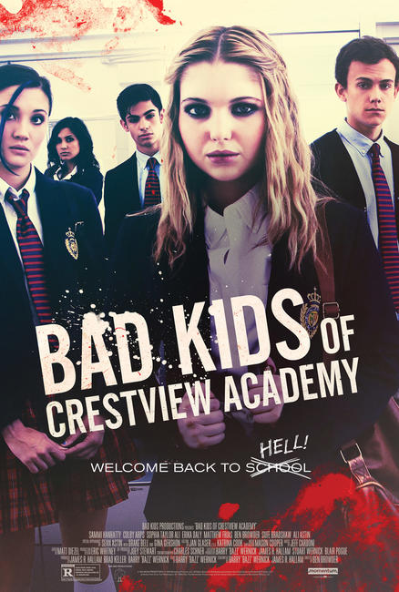Bad Kids of Crestview Academy Photos + Posters