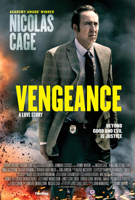 Vengeance: A Love Story Photos + Posters