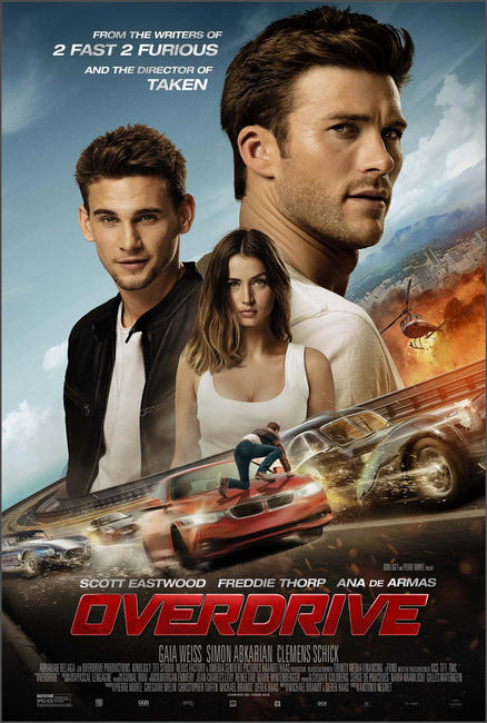 Overdrive Photos + Posters