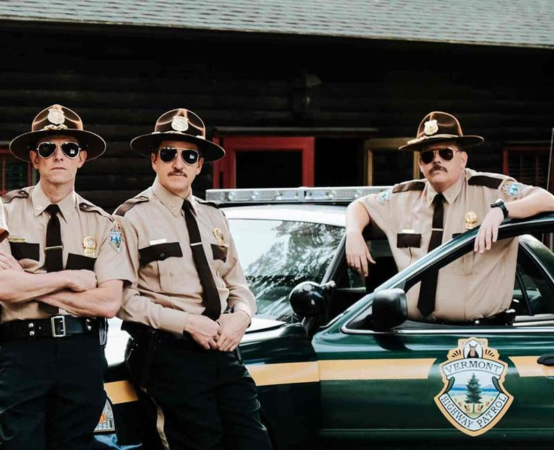 Super Troopers 2 Photos + Posters
