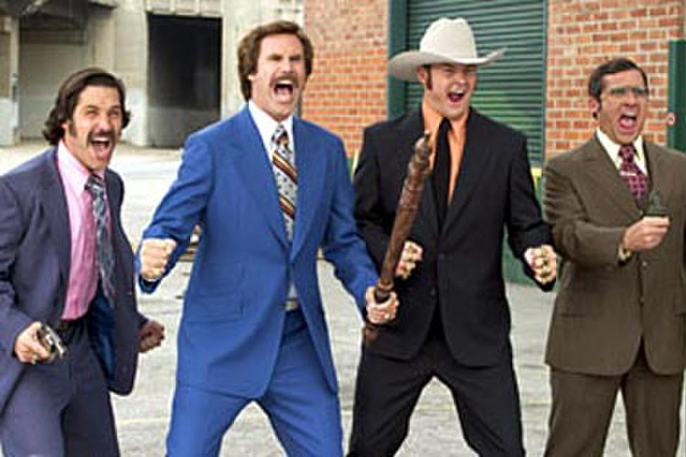 Anchorman: The Legend of Ron Burgundy Photos + Posters