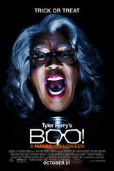 Boo! A Madea Halloween showtimes and tickets