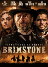 Brimstone showtimes and tickets