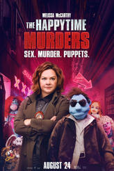 The Happytime Murders showtimes and tickets