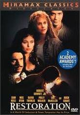 Restoration (1994) showtimes and tickets