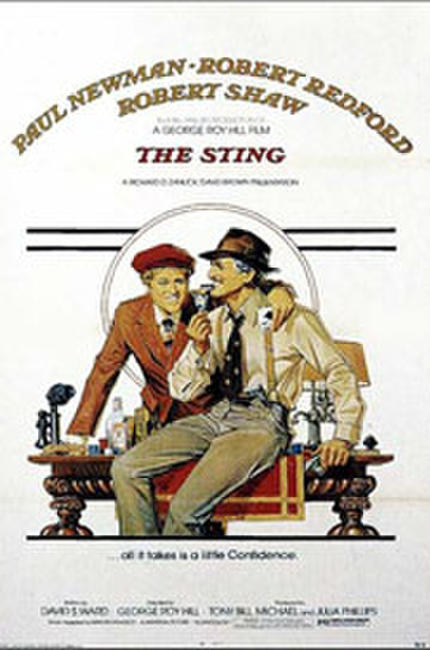 The Sting / Butch Cassidy and the Sundance Kid Photos + Posters