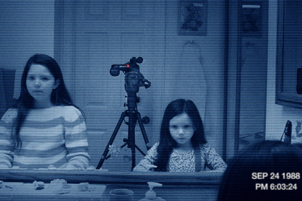Paranormal Activity 3 Photos + Posters