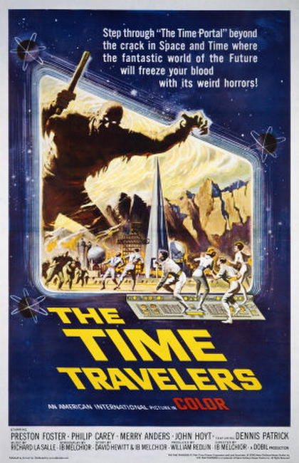 Famous Monster: Forrest J. Ackerman / The Time Travelers Photos + Posters