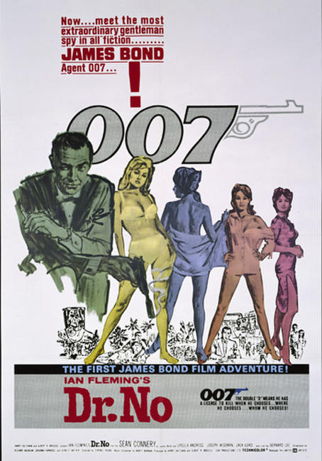 Dr. No / From Russia With Love Photos + Posters