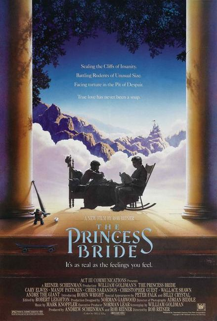 The Princess Bride / Roxanne Photos + Posters