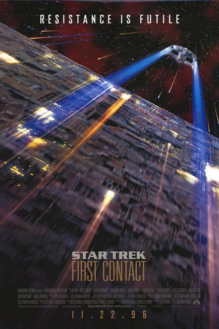 Star Trek: First Contact / Terminator 2: Judgment Day Photos + Posters