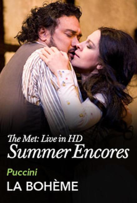 Met Summer Encore: La Boheme (2010) Photos + Posters