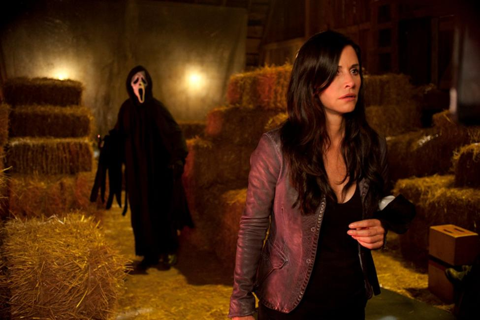 Scream 4 Photos + Posters