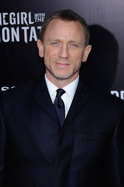 The Girl With the Dragon Tattoo (2011) Special Event Photos