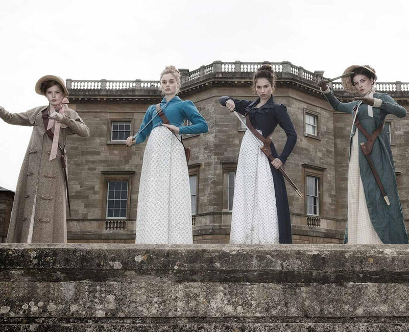 Pride and Prejudice and Zombies Photos + Posters