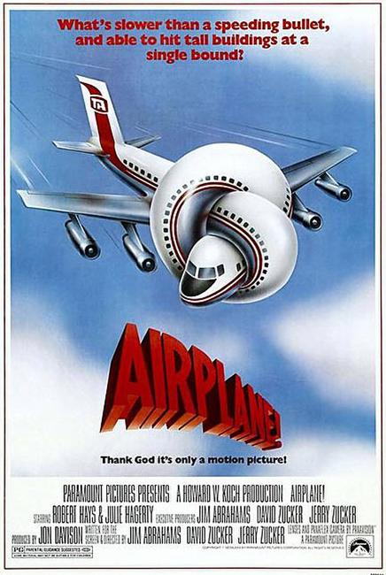 Airplane!/The Naked Gun: From the Files of Police Squad! Photos + Posters