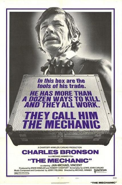 The Mechanic / Scorpio Photos + Posters