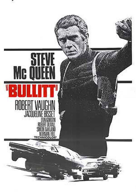 Bullitt / The Friends of Eddie Coyle Photos + Posters